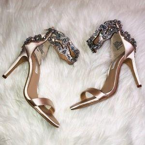 INC Razizel Ankle Strap Sandals 7.5
